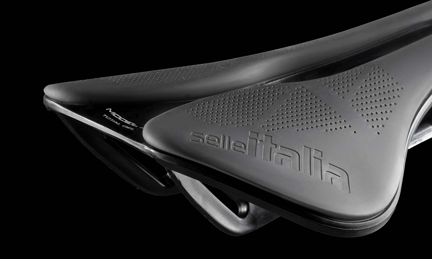 Selle Italia Model-X Green Superflow affordable eco-friendly sustainable saddle, detail