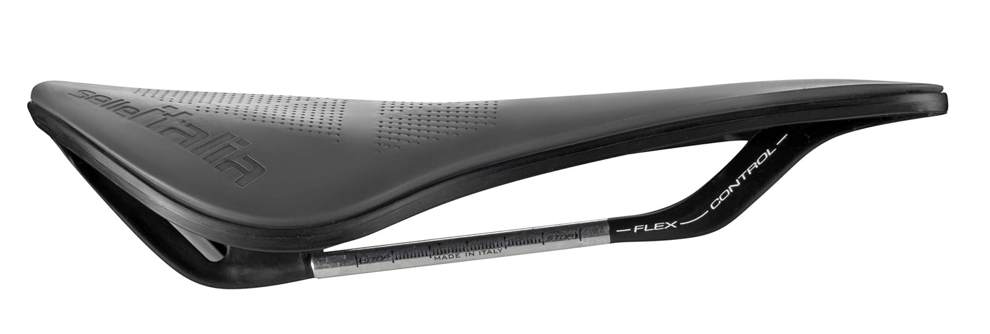 Selle Italia Model-X Green Superflow affordable eco-friendly sustainable saddle, waved profile