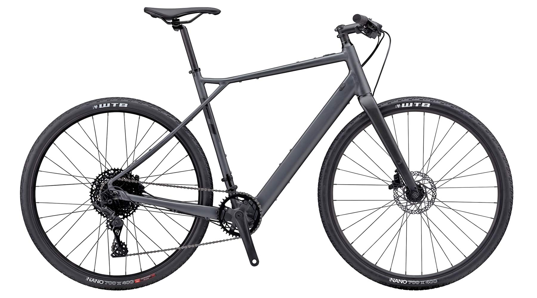GT Grade Power lightweight, affordable alloy gravel e-bike, Current