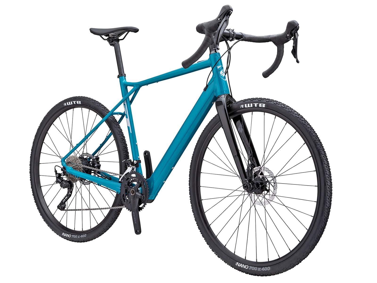 GT Grade Power lightweight, affordable alloy gravel e-bike, Bolt