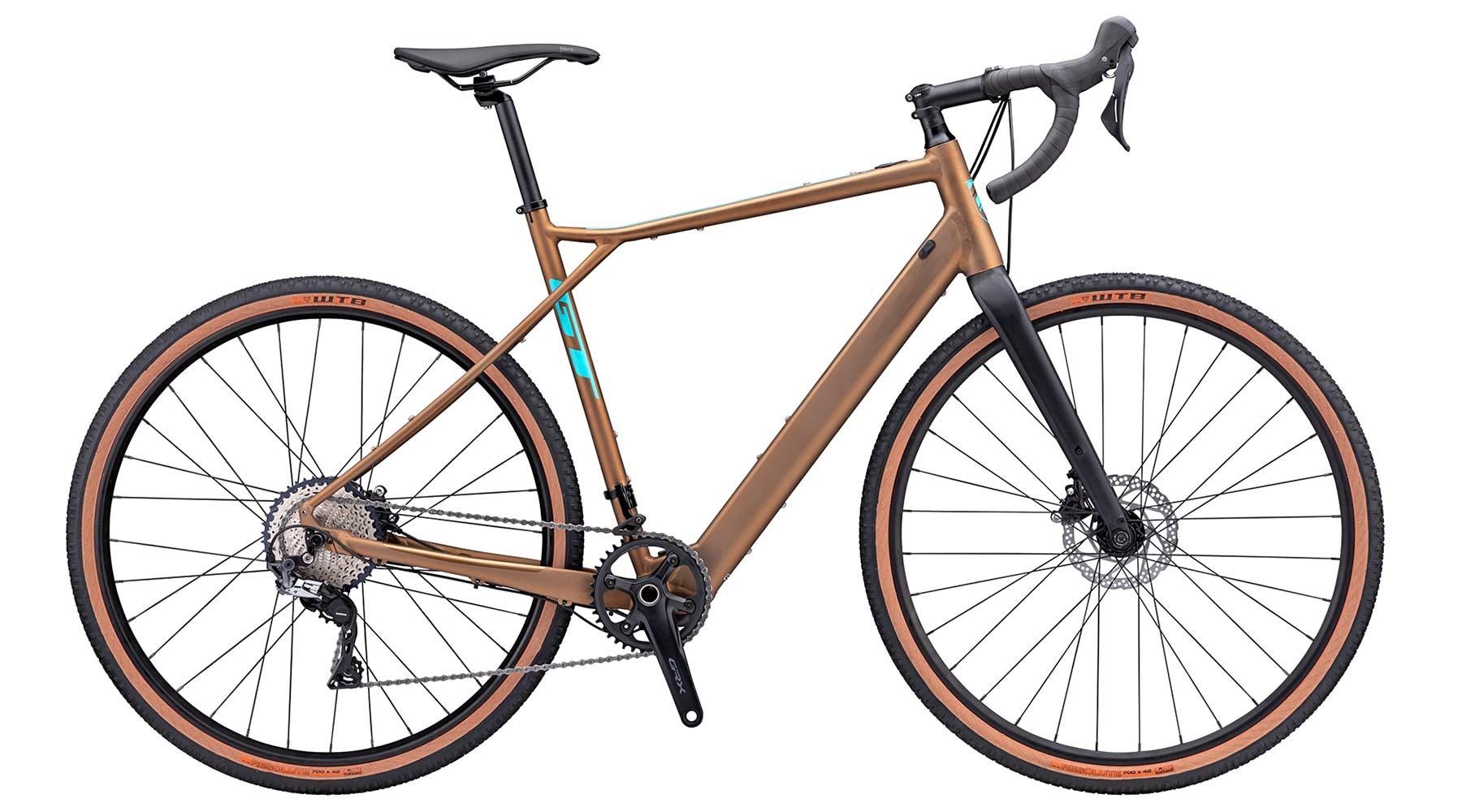 GT Grade Power lightweight, affordable alloy gravel e-bike, Amp