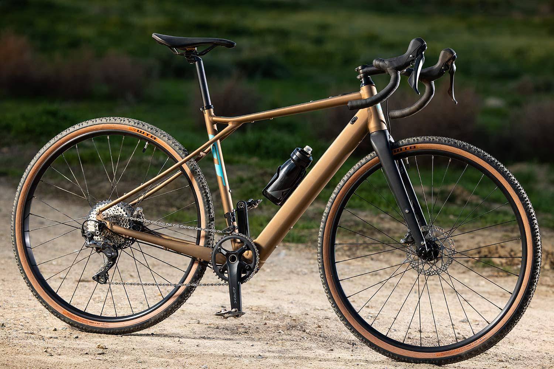 GT Grade Power lightweight, affordable alloy gravel e-bike, gravel