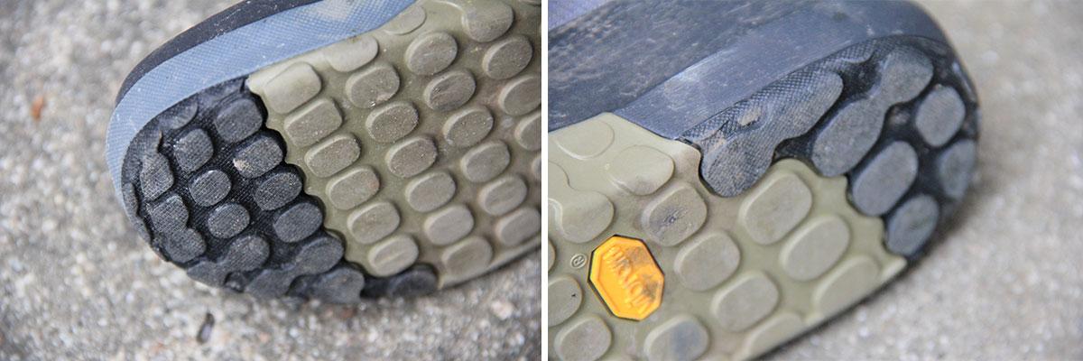 fizik gravita versor outsole tread pattern zonal lugs textured