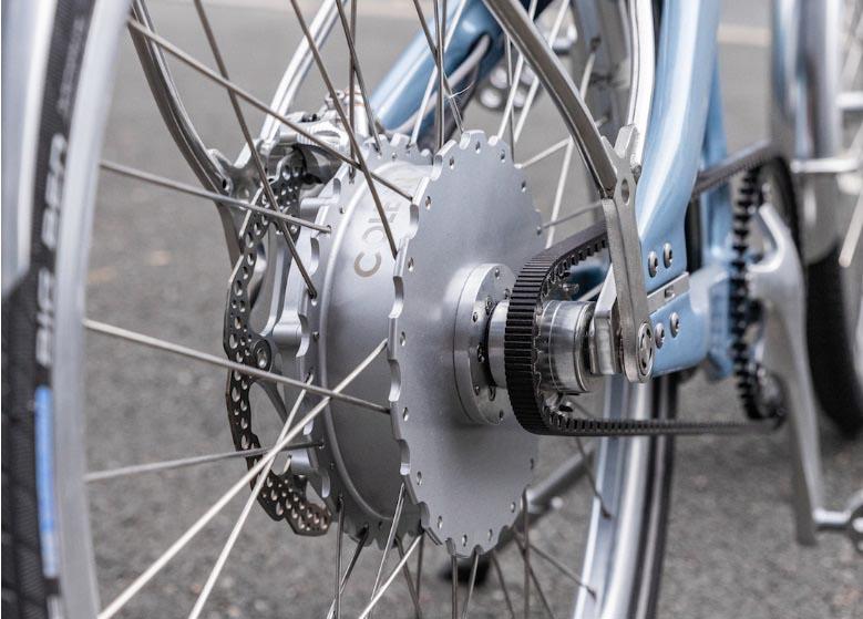 Coleen e-bike hub motor