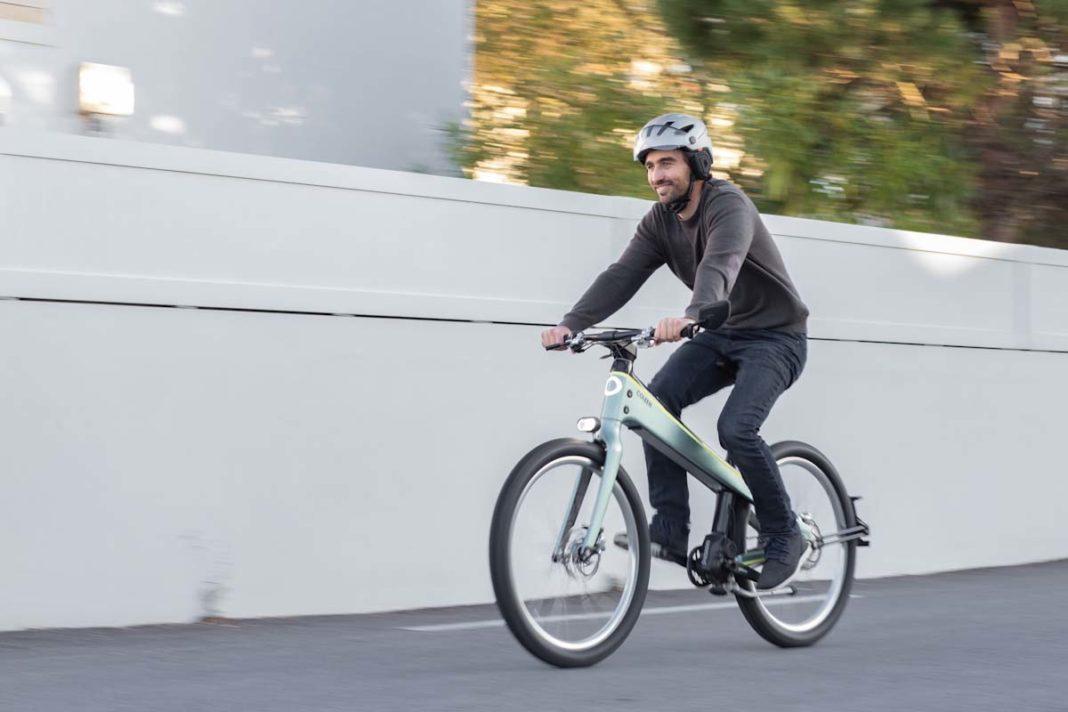 Coleen Modern DB, rider