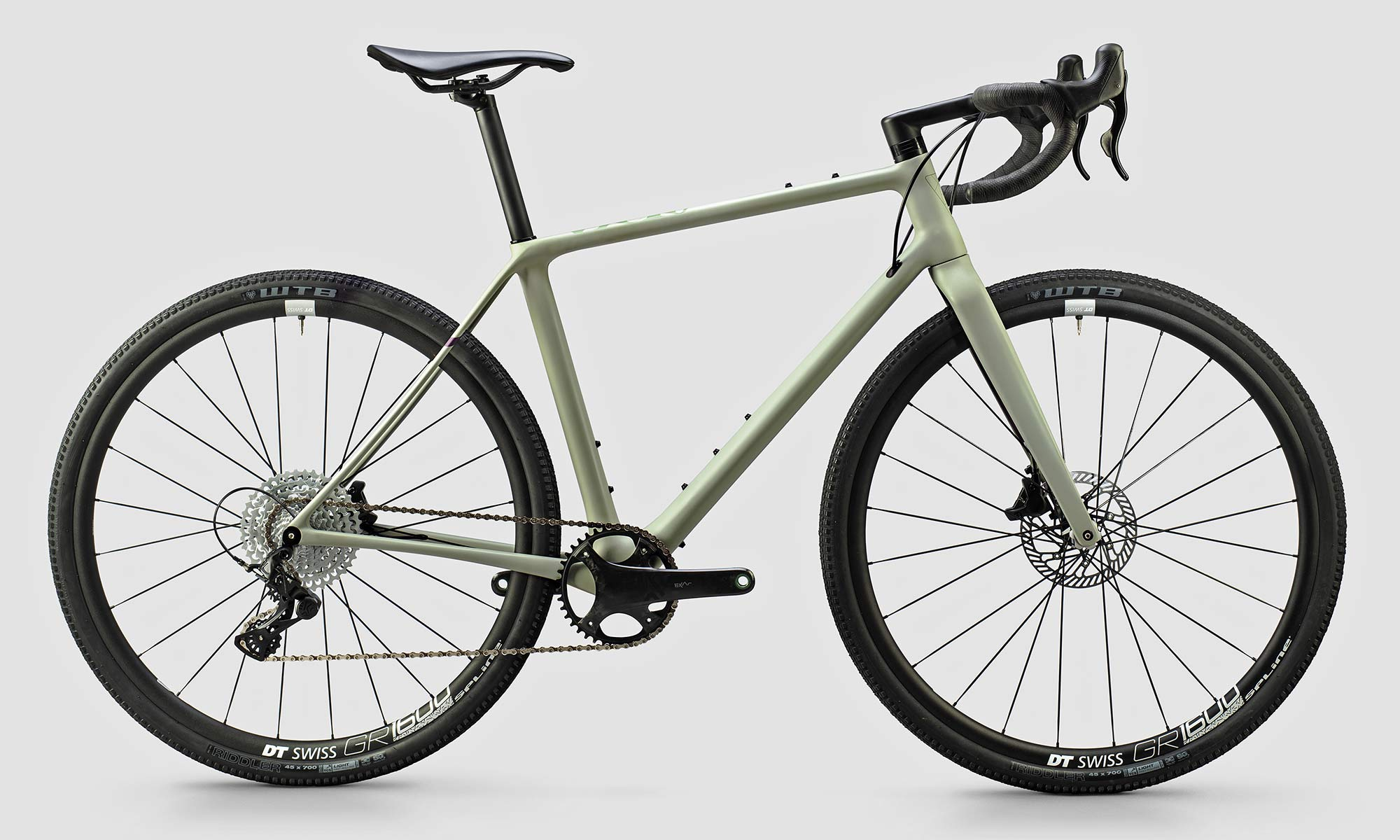 Vielo V+1 gravel bike, updated gen2 lightweight carbon fast gravel race bikes, Strato Campy Ekar complete