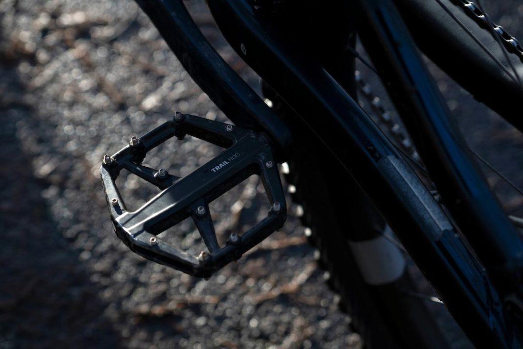 look trail roc flat pedal review mtb