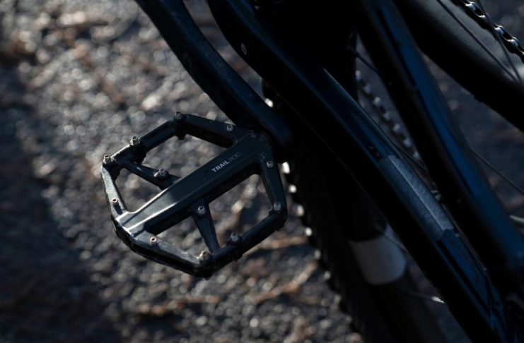 look trail roc flat pedal review mtb