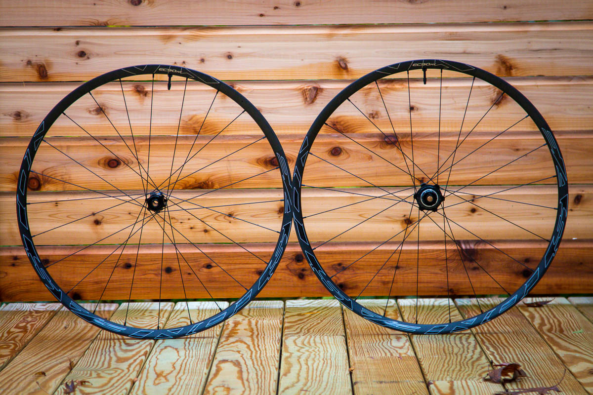 Easton EC90 AX gravel wheels