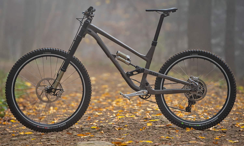Intend Rocksteady cranks, made-in-Germany machined aluminum enduro all-mountain bike crankset,enduro bike