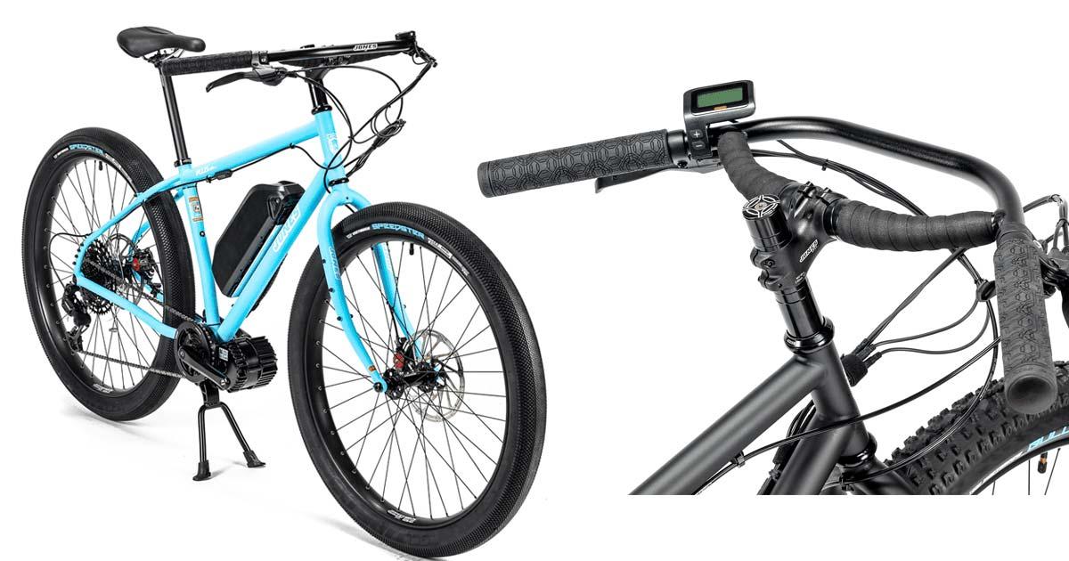 jones motorbikes plus lwb hd/e complete bike