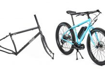 jones plus lwb hd/e frameset complete bikes