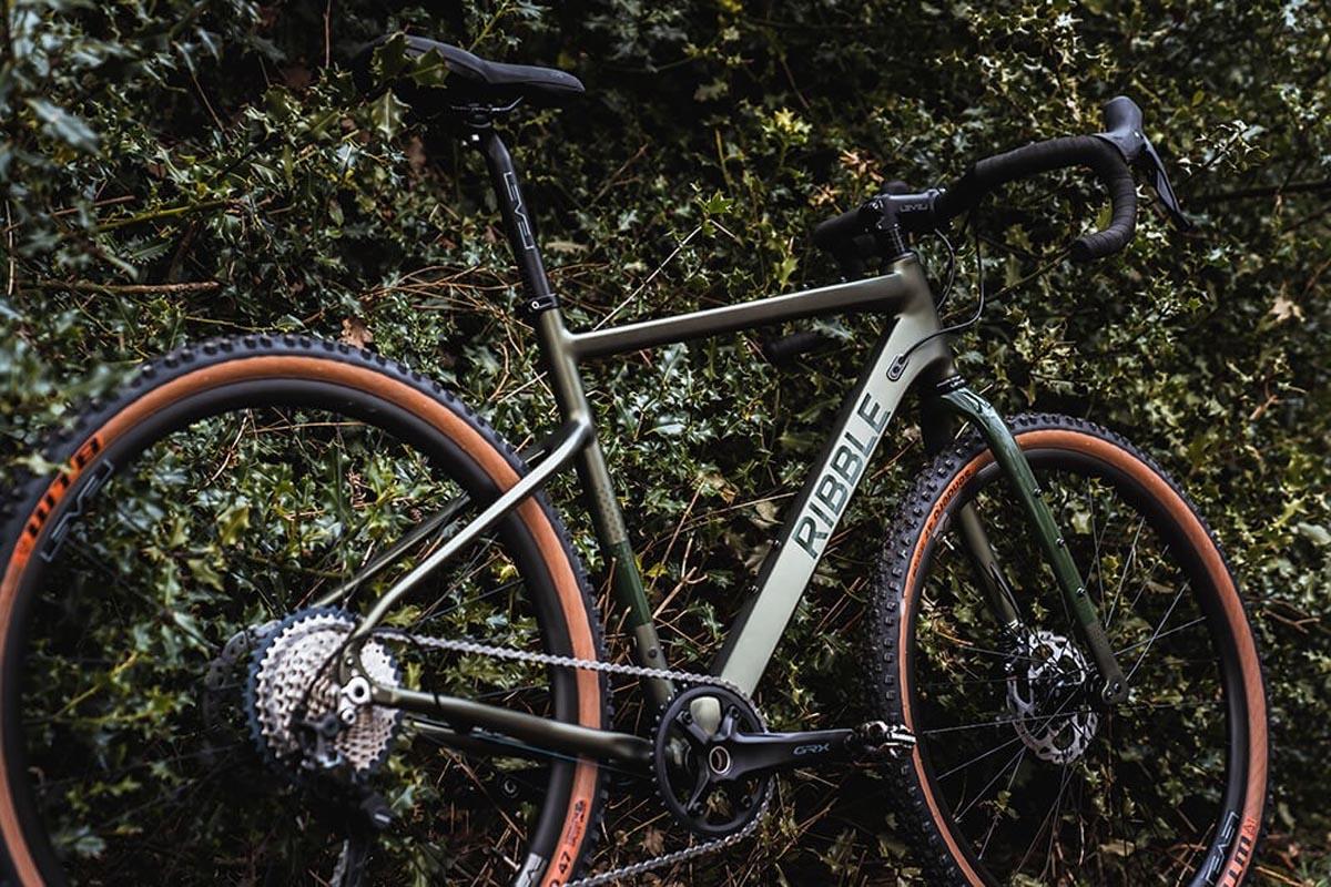 Ribble Gravel AL gravel bike side profile