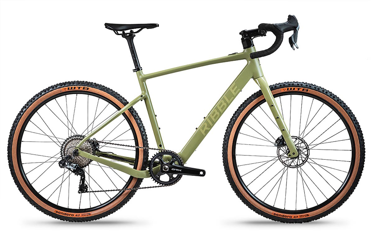 Ribble Gravel AL e gravel e-bike studio