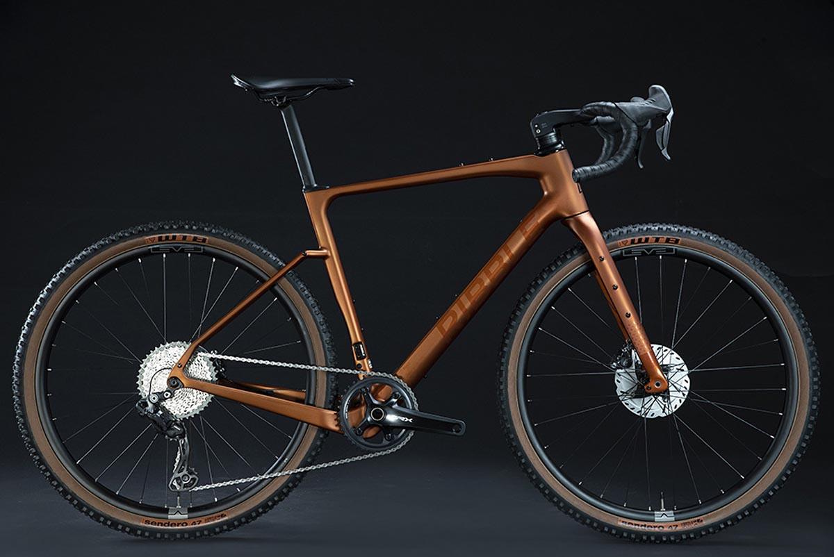 Ribble Gravel SL gravel bike side profile