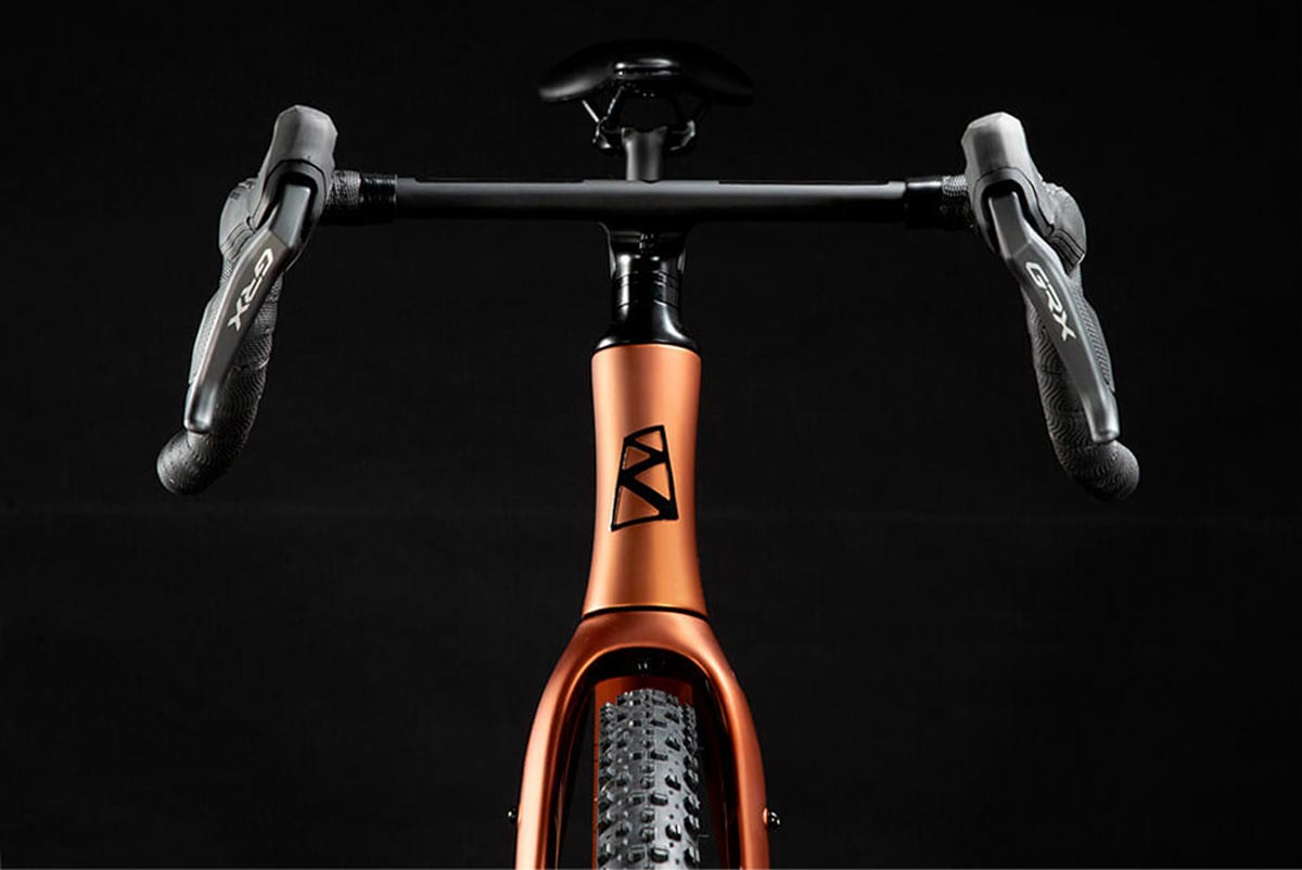 Ribble Gravel SL gravel bike head tube aero