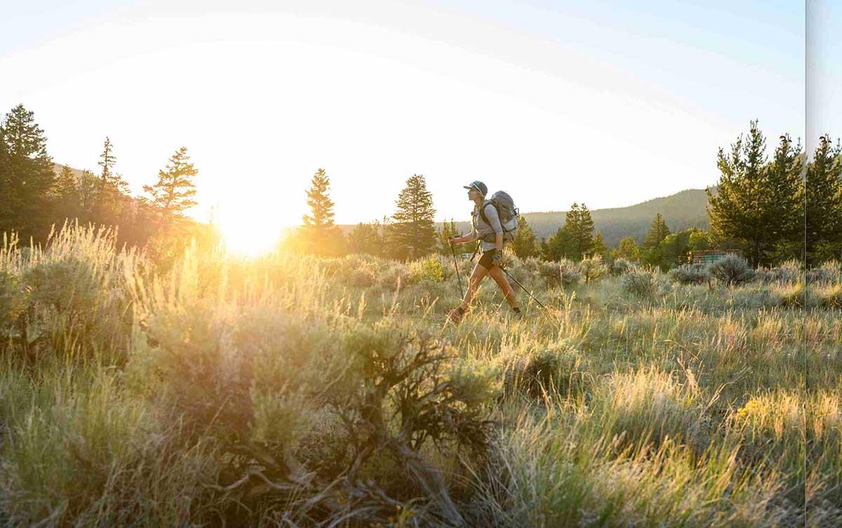 osprey ultralight backpacka tempest pro talon pro hiking bikepacking