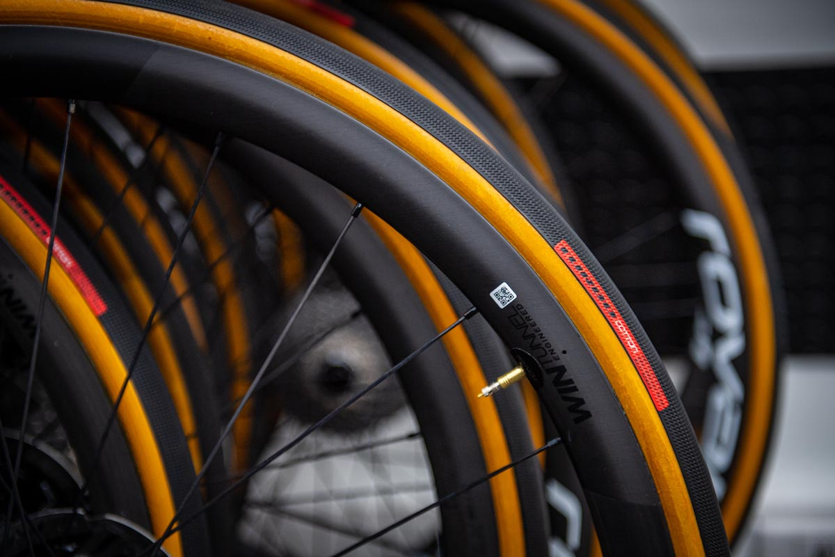 Specialized Cotton Hell of the north clincher tire