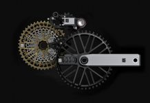 Ingrid Gran Turismo R 1x 11 12-speed road bike drivetrain