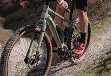 Cairn Brave adventure e-bike, rigid alloy off-road gravel bikepacking mountain eMTB