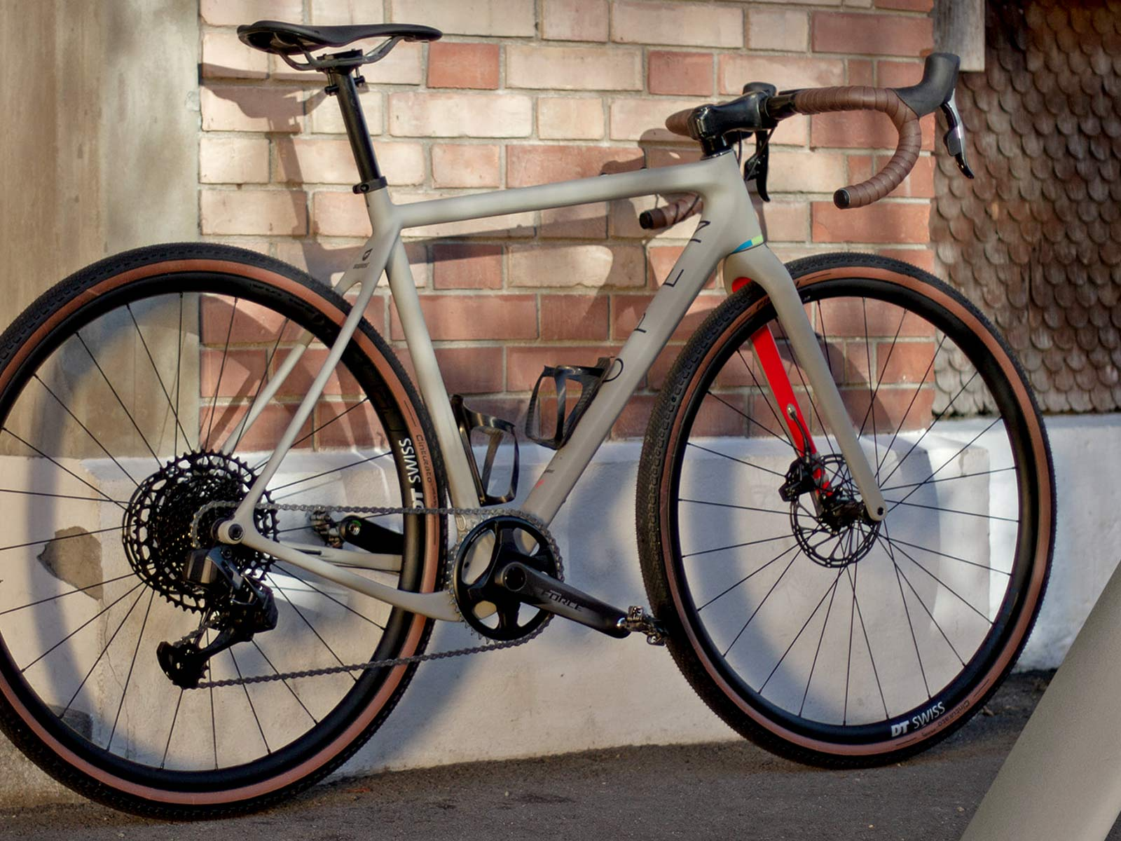 OPEN x Suplest ultra-limited edition UP gravel bike