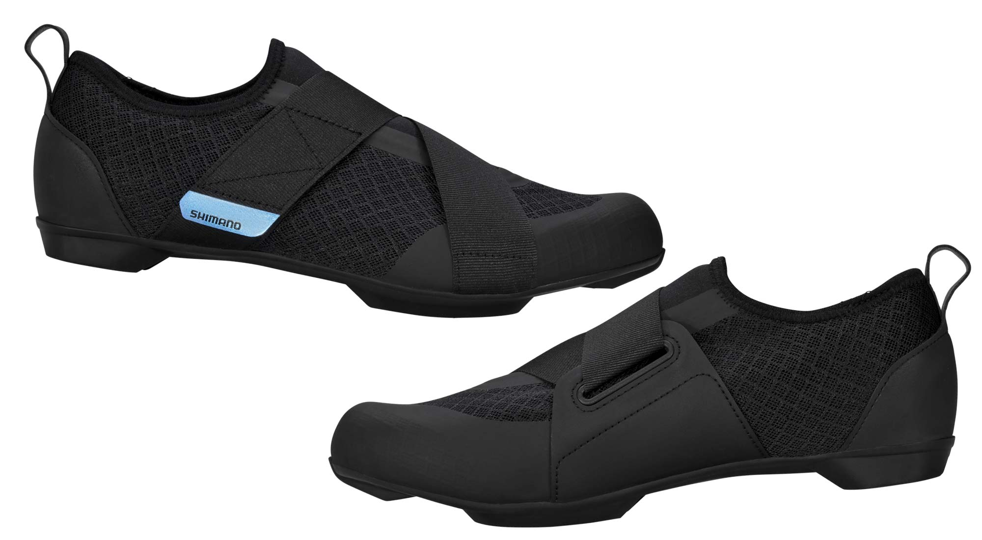 Shimano IC2 walkable indoor cycling spinning shoes, mesh 1-strap upper