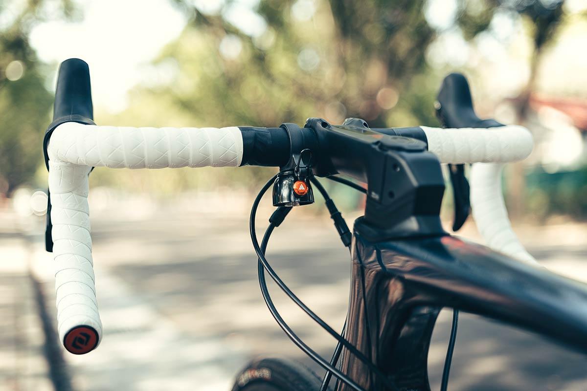 granite bike bell cricket under bar mounted