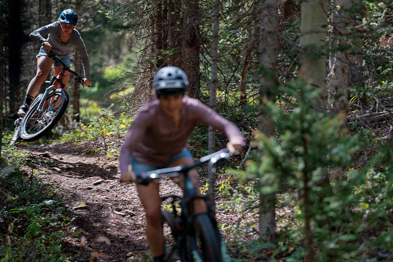 Girls Gotta Eat Dirt ride, Ripton & Co, ride photo by Jack Plantz