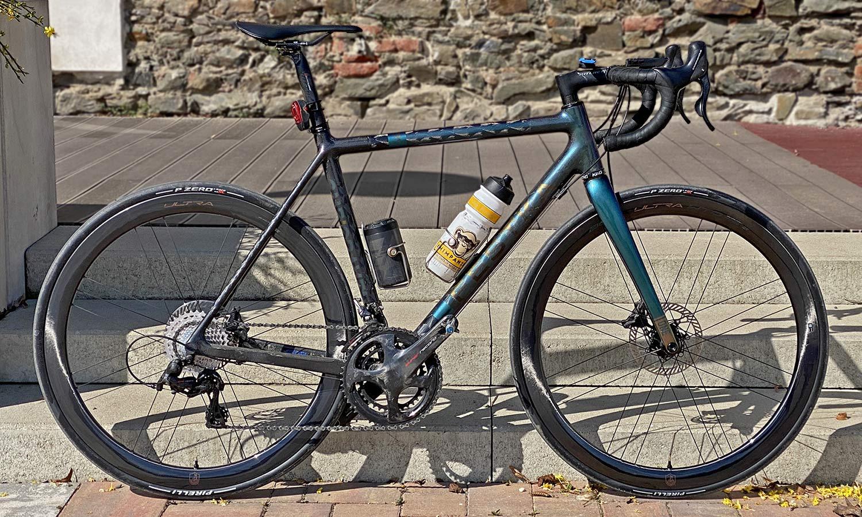 Review: new 2021 Campagnolo Bora Ultra WTO 45 aero carbon disc brake road bike wheels, complete Festka One