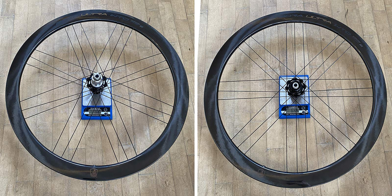 Review: new 2021 Campagnolo Bora Ultra WTO 45 aero carbon disc brake road bike wheels, actual weight