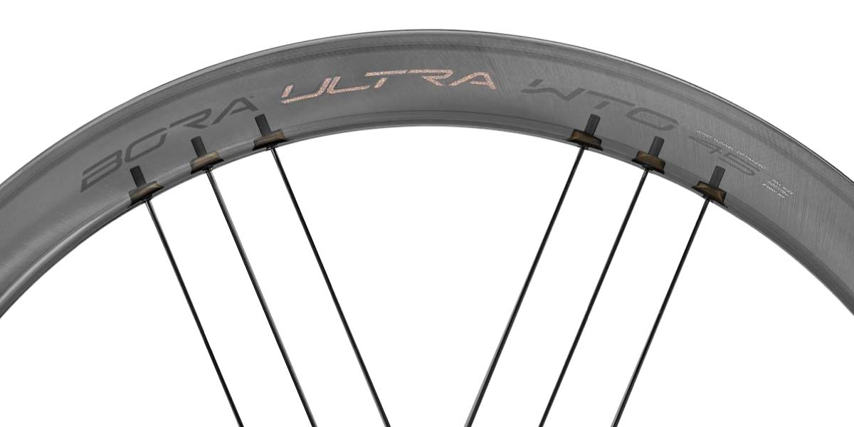 Review: new 2021 Campagnolo Bora Ultra WTO 45 aero carbon disc brake road bike wheels, hidden nipples