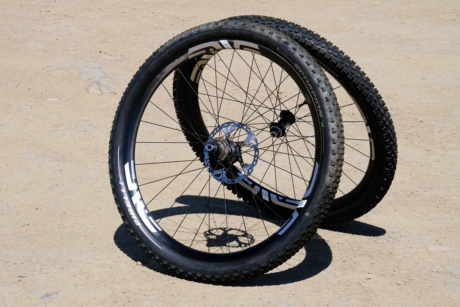 Enve M6 wheels