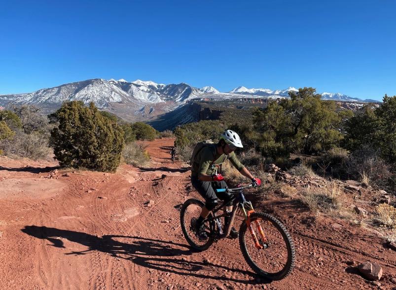 Riding Revel in Moab