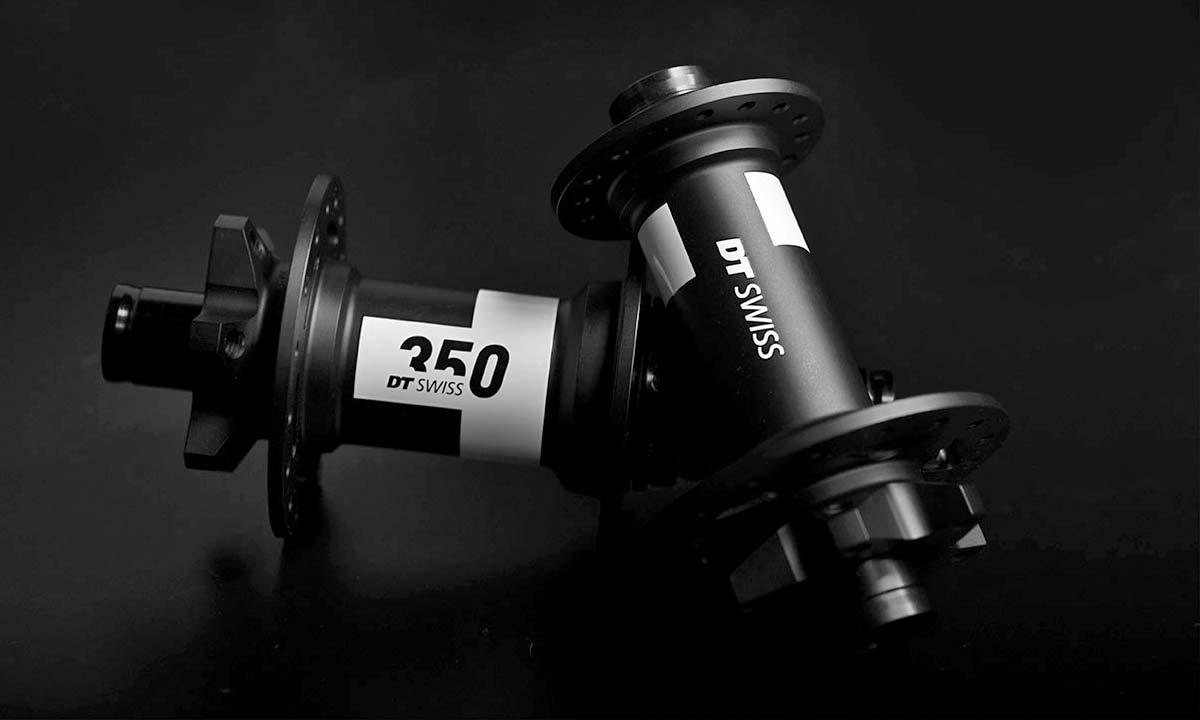 New DT Swiss 350 MTB hubs, lighter faster still affordable 36T Star Ratchet,set