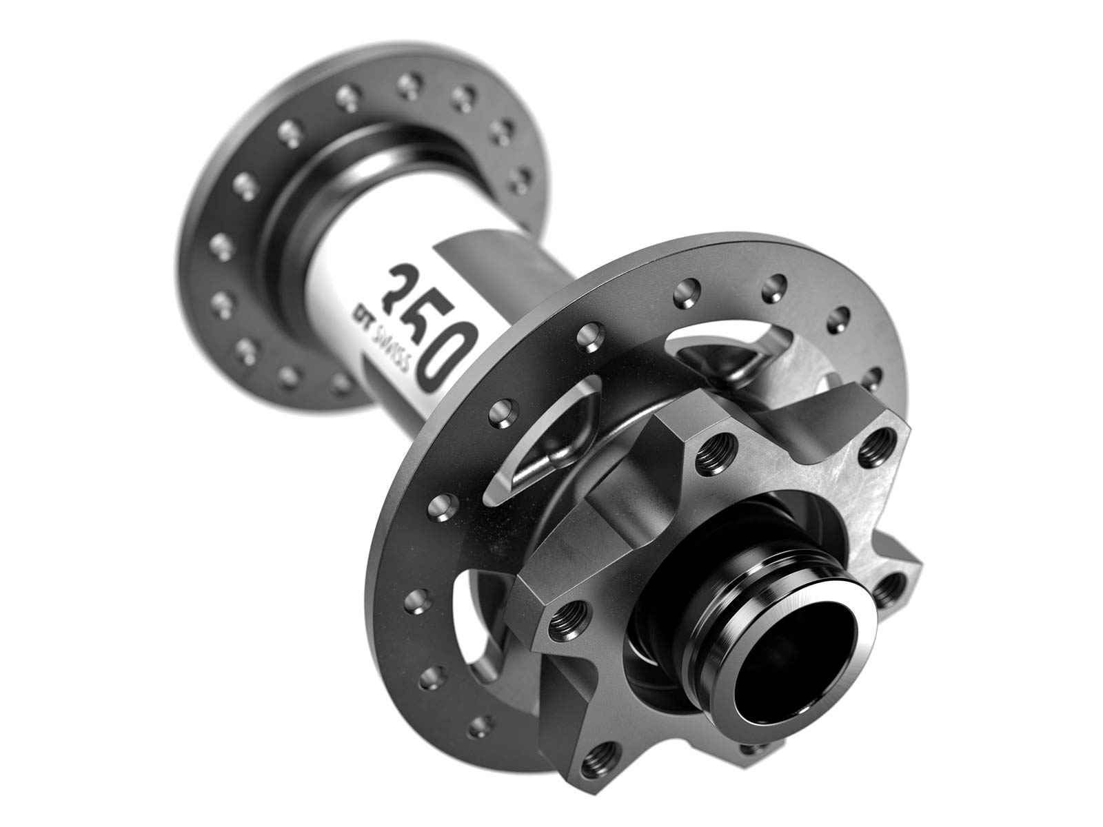 New DT Swiss 350 MTB hubs, lighter faster still affordable 36T Star Ratchet, precise 240-like machining