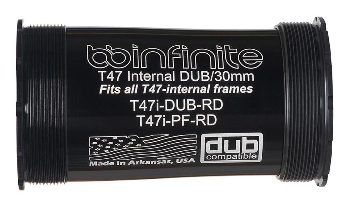 t47 internal bbinfinite 30mm road bottom bracket