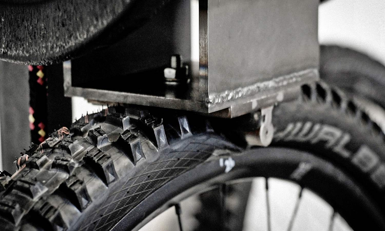 2021 Hunt Enduro Wide v2 Trail Wide v2 tougher affordable MTB wheels not heavier, test rig