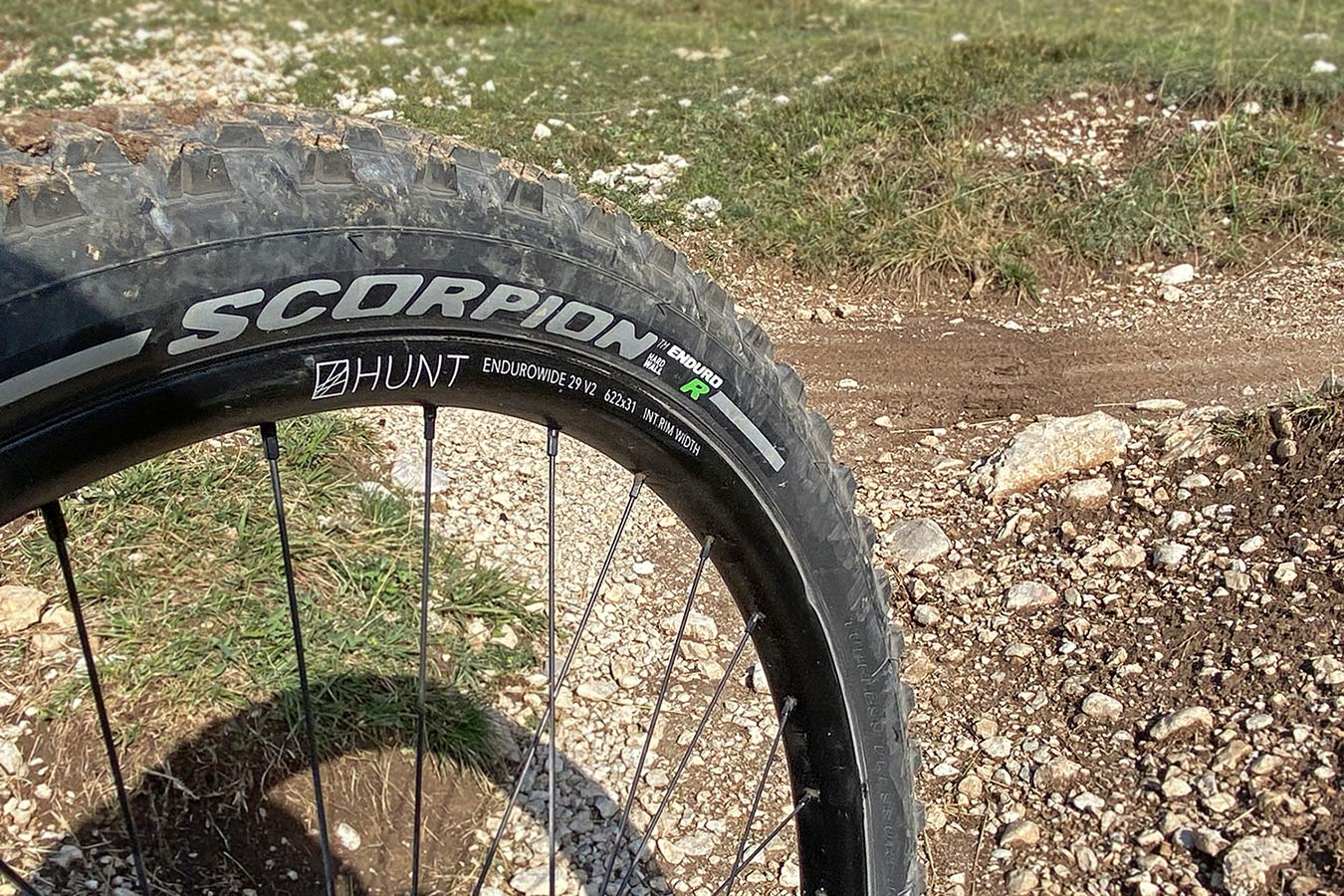Hunt Enduro Wide v2, Trail Wide v2 MTB wheels get tougher - Bikerumor