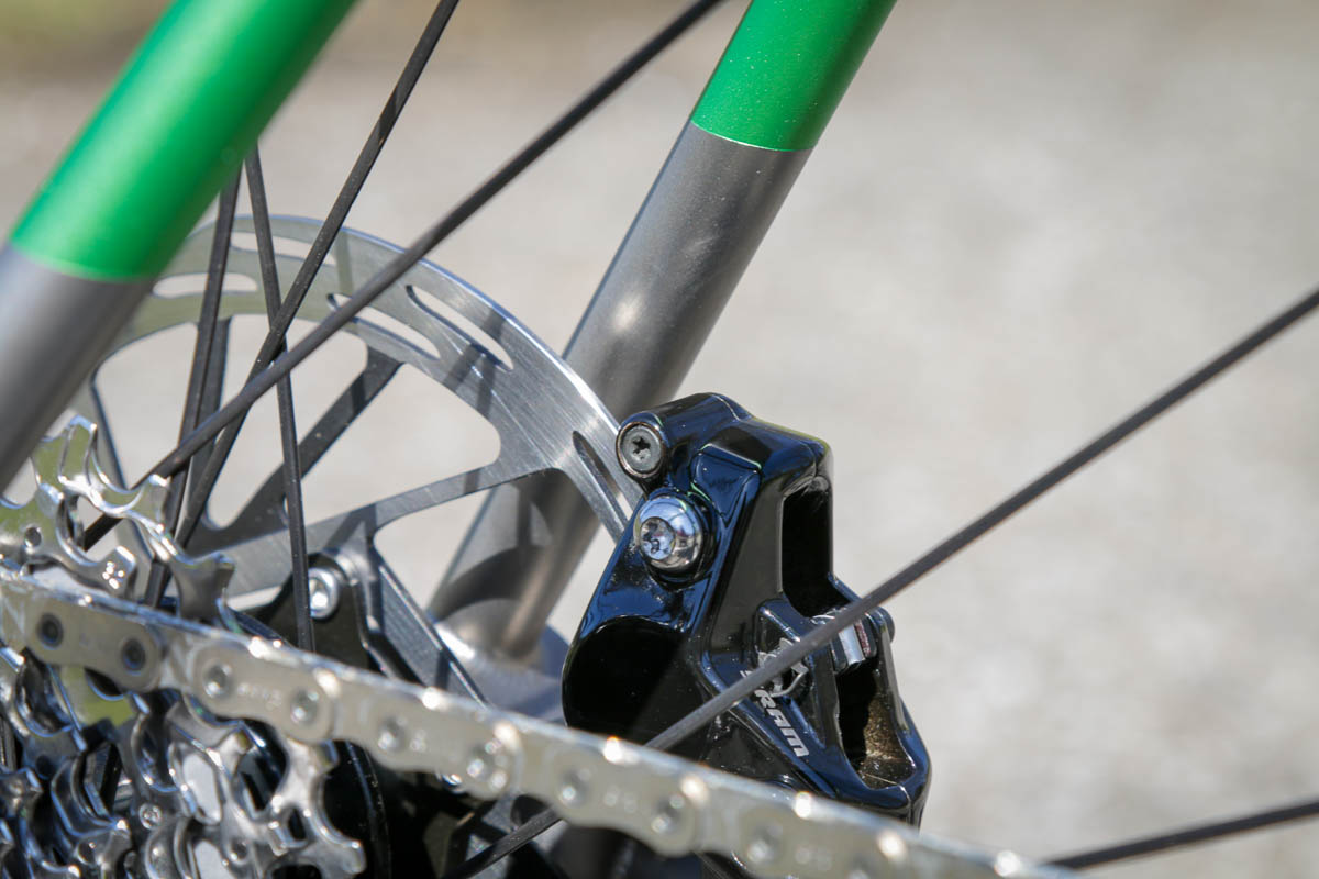 SRAM Rival eTap AXS rear brake