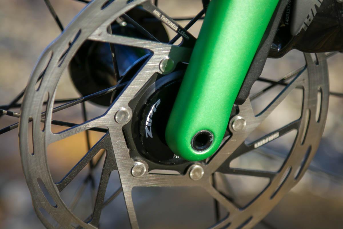 SRAM Rival eTap AXS brake rotor