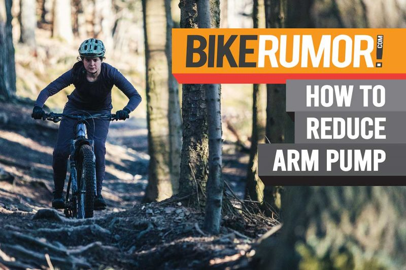jessie-may morgan explains how to optimize your brake setup to reduce arm pump