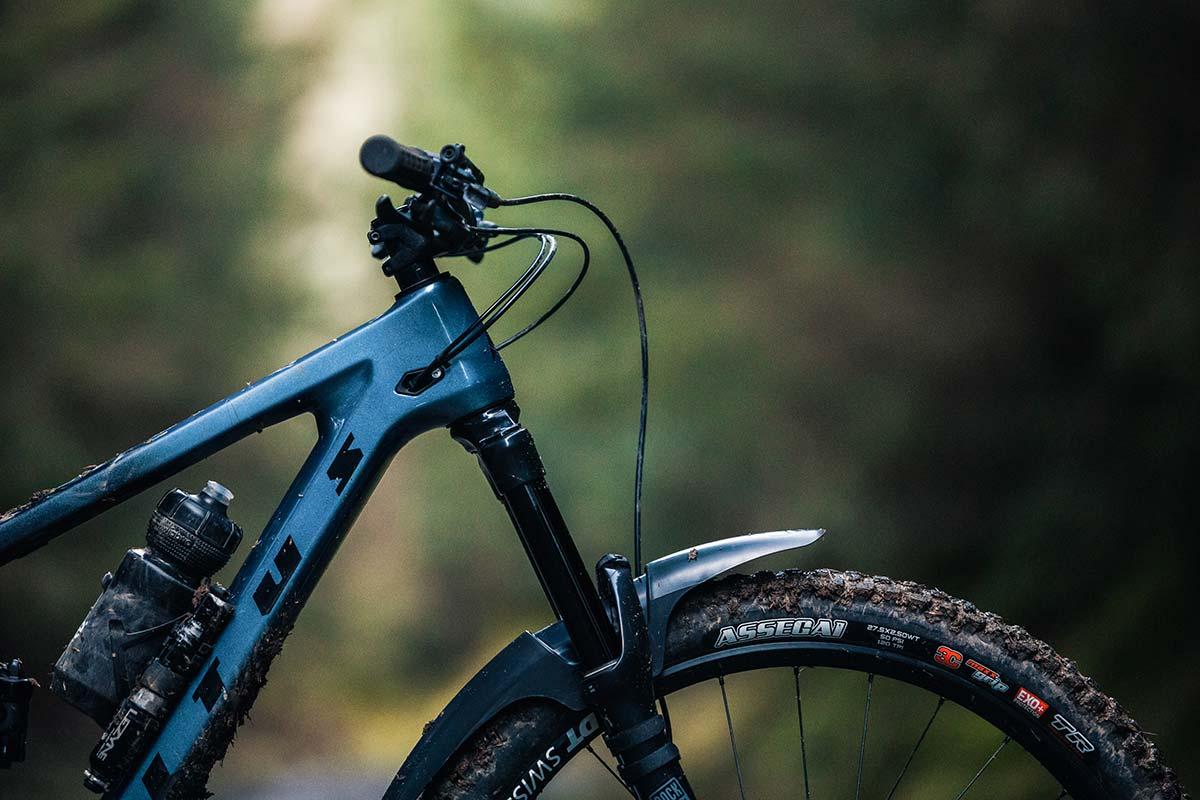 2021 vitus sommet 64 dgeree head angle enduro mountain bike