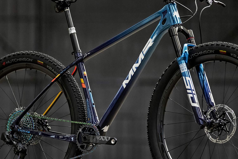 MMR Rakish SL Fernando Alonso special edition carbon XC mountain bike