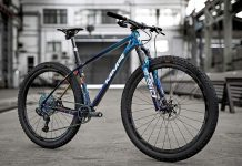 MMR x Fernando Alonso special edition road & mountain bikes, XC hardtail