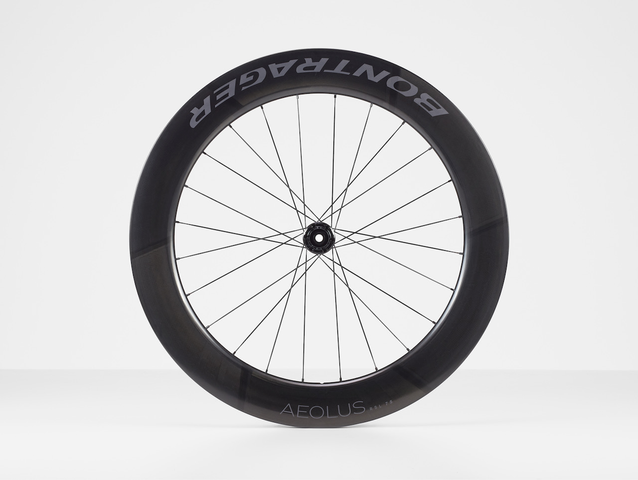 Bontrager Aeolus RSL road wheels side profile