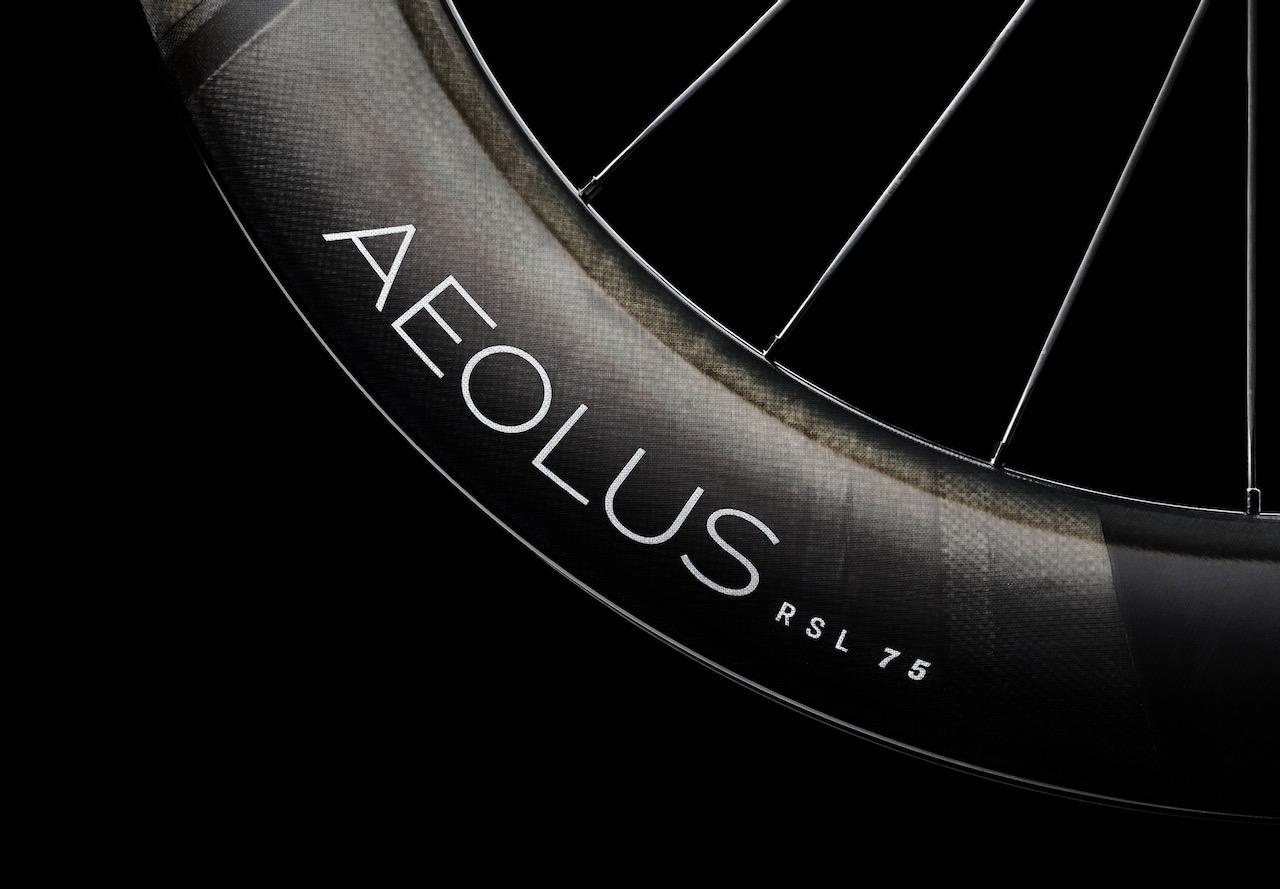 Bontrager Aeolus RSL road wheels rsl 75 rim