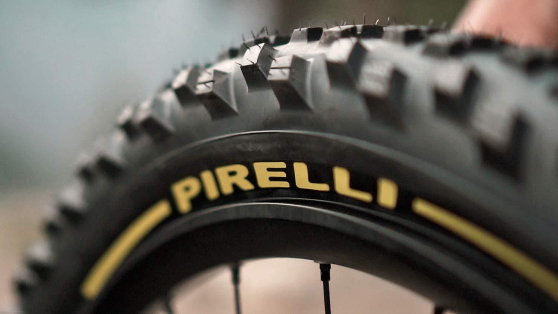 Pirelli Scorpion Gravity Racing prototype EWS, DH-ready mountain bike tires, photos by Julien Pradas,proto