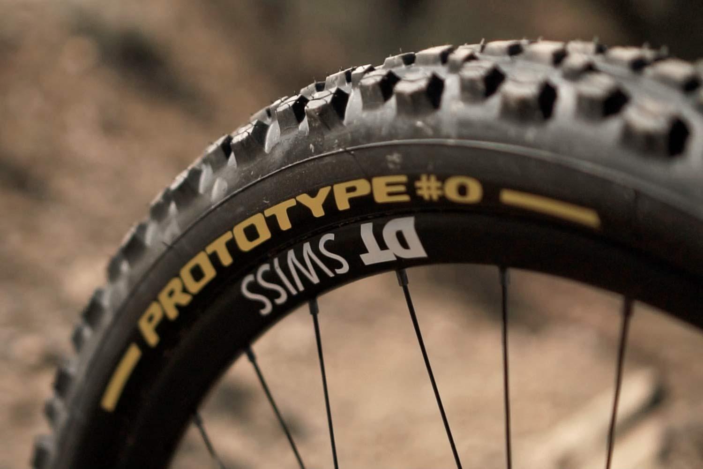Pirelli Scorpion Gravity Racing prototype EWS, DH-ready mountain bike tires, photos by Julien Pradas,proto #0