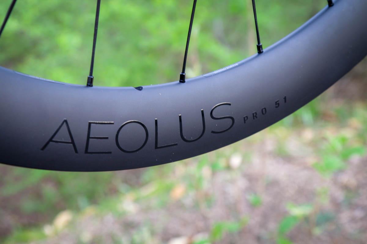 Bontrager Aeolus pro road wheels pro 51