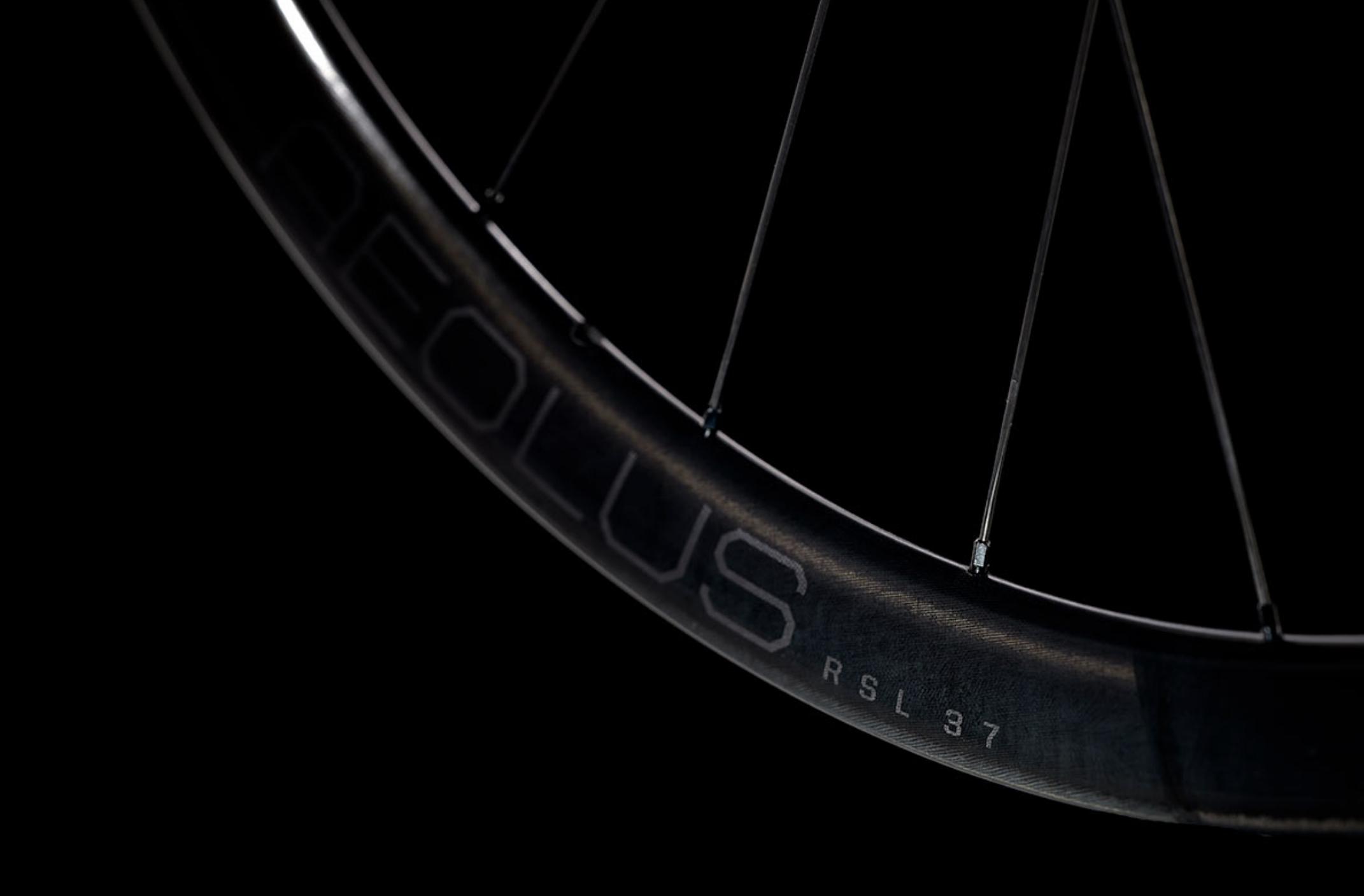 Bontrager Aeolus RSL road wheels RSL 37
